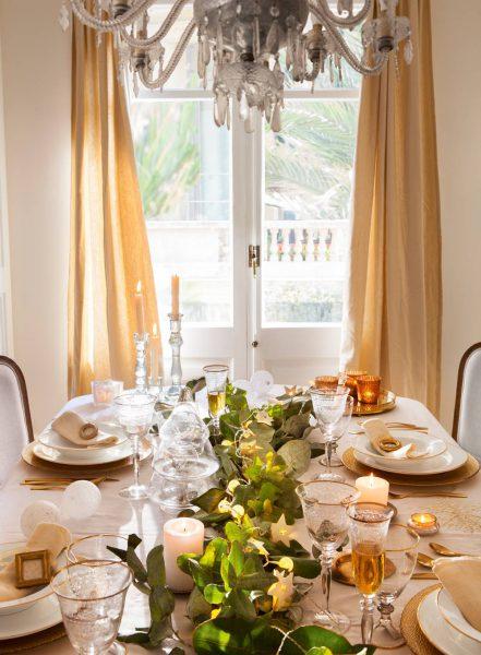 00417873  1000x1362 441x600 - Tips para decorar la mesa en Navidad