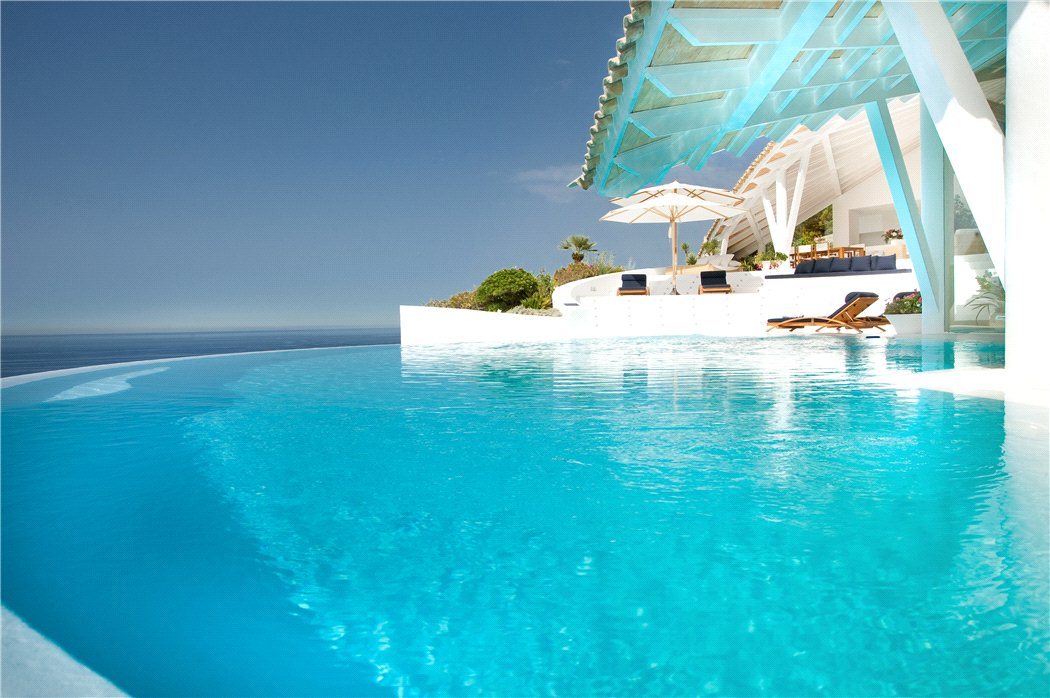 1 14 - Espectacular villa en Puerto de Andratx (Mallorca), con un fantástico diseño de gaviota