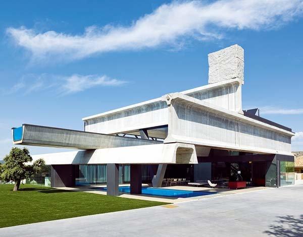 1 16 - Casa Hemeroscopium: imponente y atrevido diseño en Las Rozas de Madrid