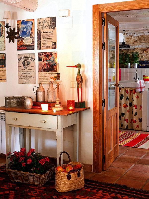 10 2 - Toque cálido de primavera en una preciosa casa de campo en Sepúlveda, Segovia