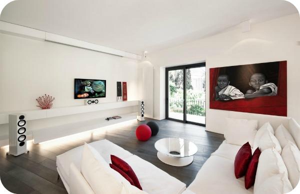 10 - Elegante apartamento romano por Carola Vannini Arquitectura