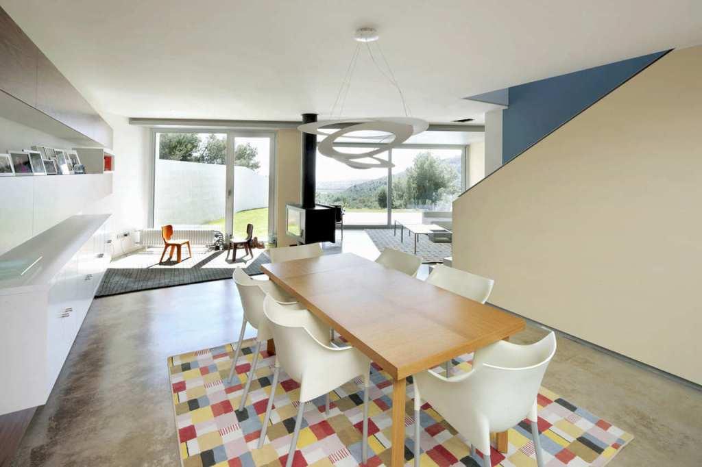 101 - Casa Ripolles-Manrique: diseño contemporáneo en Benicasim (Costa del Azahar, Castellón)