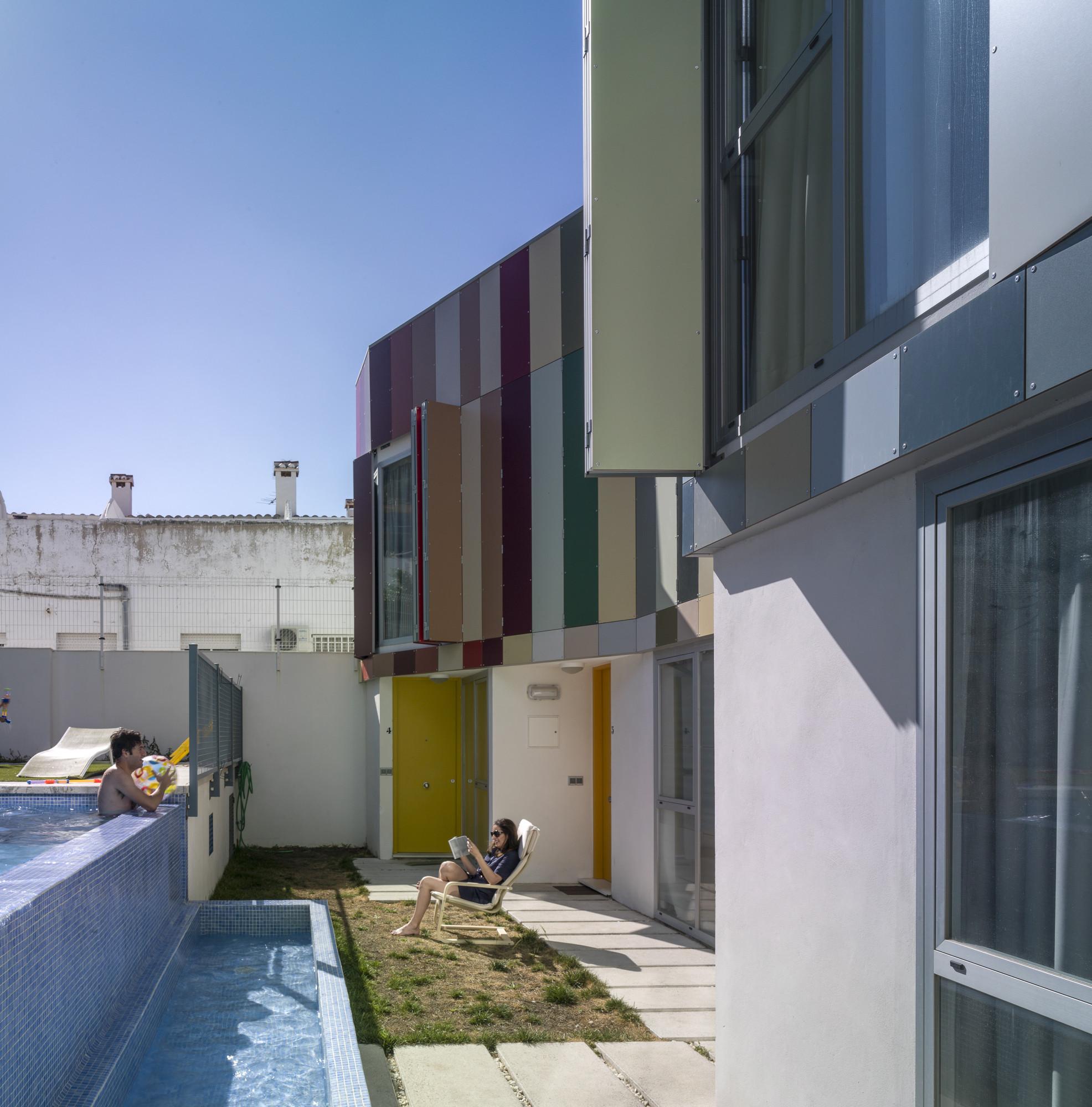 1012 - Toque fresco, urbano y lleno de color en el barrio de San Juan de Jaén
