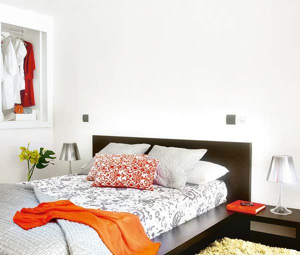 1025 - Espacios Pequeños: Loft en Móstoles (Madrid) con un precioso toque de calidez, color y diseño
