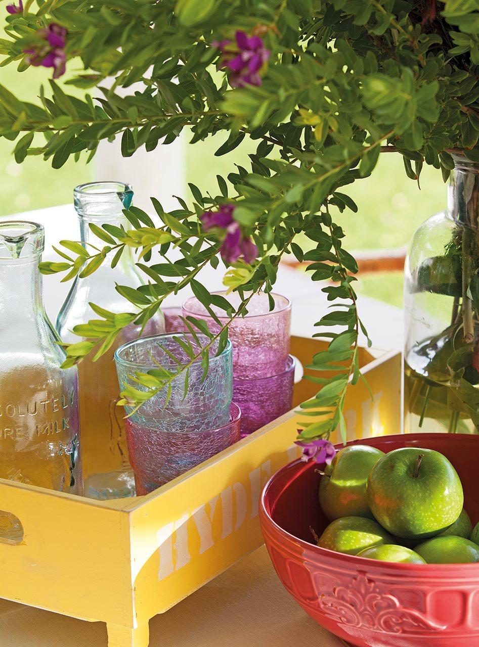 11 6 - Toque de encanto y color en Carmona (Sevilla): una casa entre olivos para alargar el verano