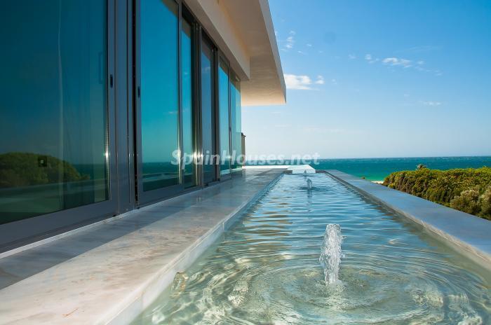 11 Exterior 3 - Naturaleza y mar en una fantástica villa en Zahara de los Atunes (Costa de la Luz, Cádiz)