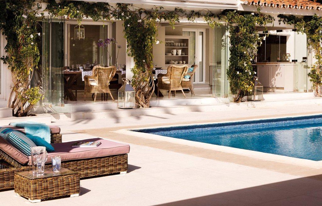 110 - Toques de arena y tierra: los últimos días de verano en una preciosa casa en Marbella