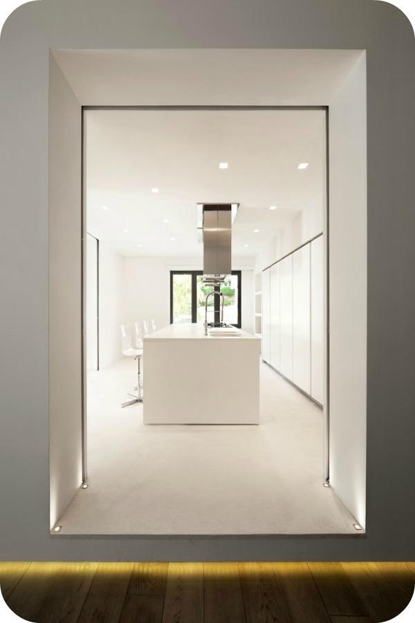 111 - Elegante apartamento romano por Carola Vannini Arquitectura