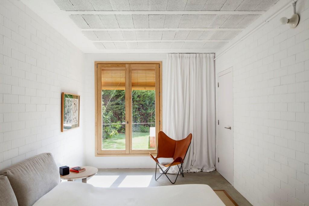 1116 - La relación perfecta entre una fantástica casa y su jardín, Sant Cugat del Vallés (Barcelona)