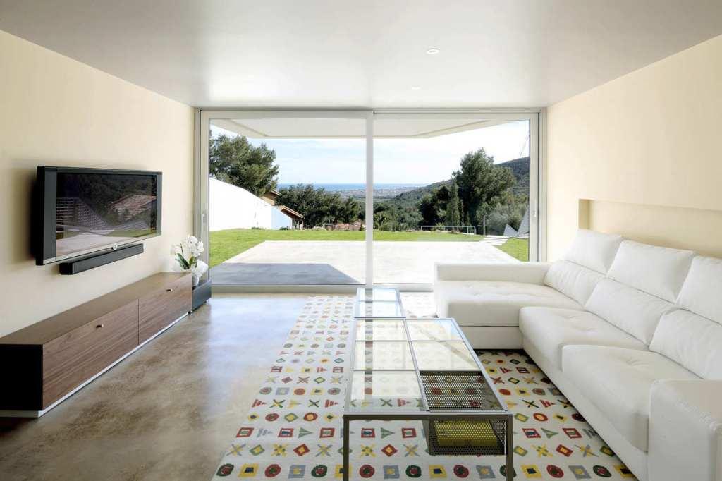 112 - Casa Ripolles-Manrique: diseño contemporáneo en Benicasim (Costa del Azahar, Castellón)