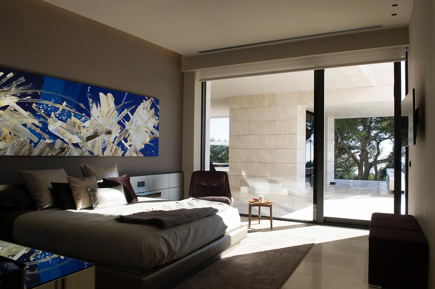 1127 - Espectacular, imponente y lujosa casa de diseño en Puerto Banús (Marbella, Costa del Sol)