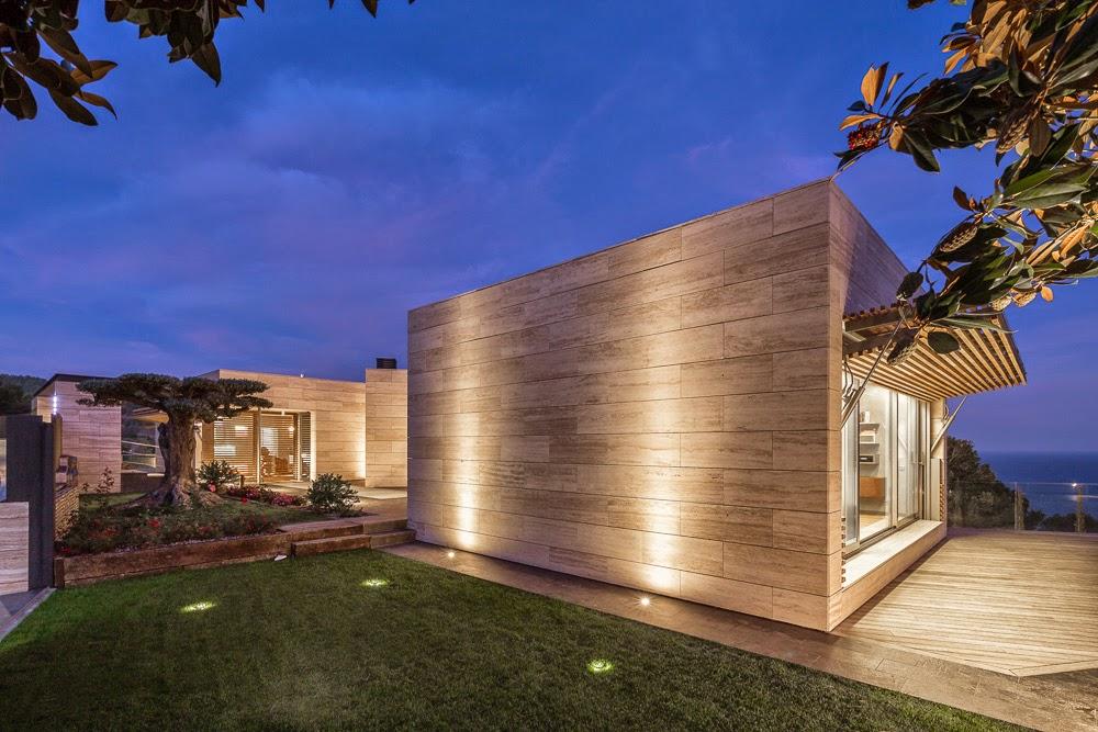 114 - Casa Llorell: diseño, lujo y serenidad en Tossa de Mar, Costa Brava (Girona)