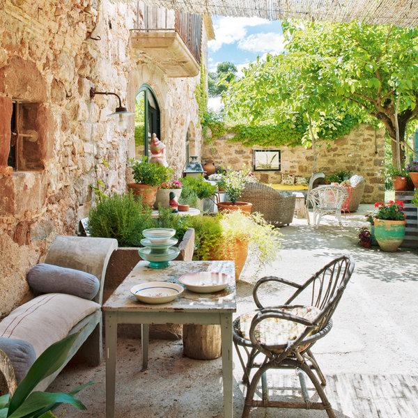 117 - De antigua masía, a fantástica casa de campo en plena naturaleza del Vallés, Barcelona