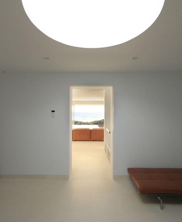 """12 11 - """"Casa del infinito"""": Horizonte espectacular de cielo y mar en Zahara de los Atunes (Cádiz)"""
