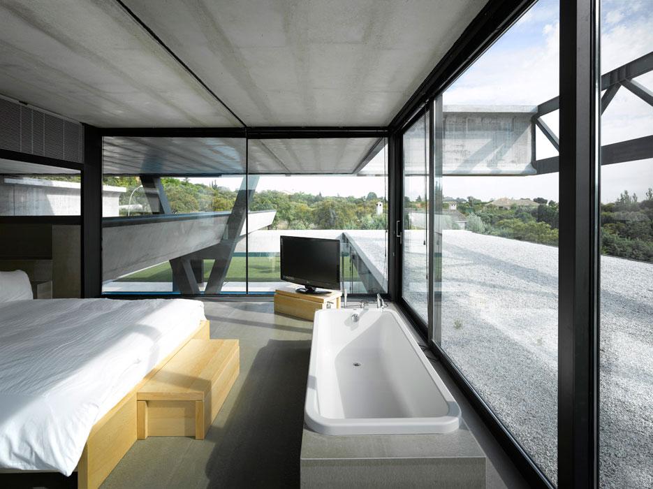 12 17 - Casa Hemeroscopium: imponente y atrevido diseño en Las Rozas de Madrid