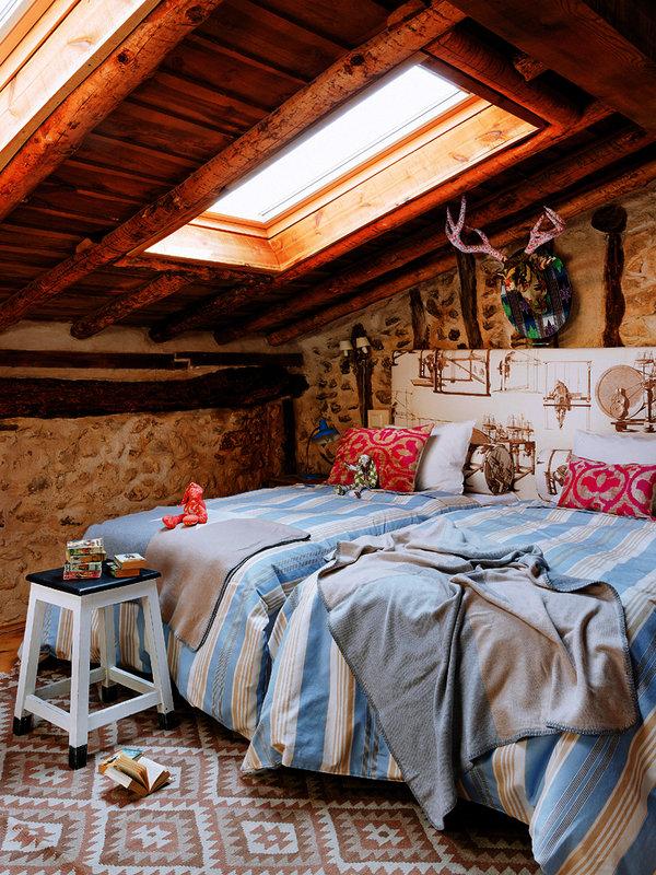 12 2 - Toque cálido de primavera en una preciosa casa de campo en Sepúlveda, Segovia