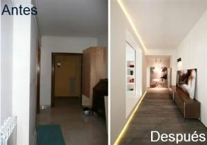 12 300x211 - Elegante apartamento romano por Carola Vannini Arquitectura