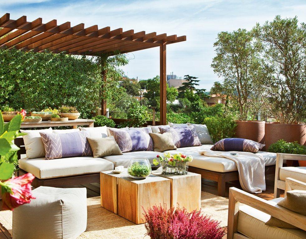 120 - El séptimo cielo: Una preciosa casa en Barcelona rehabilitada para mimar los sentidos