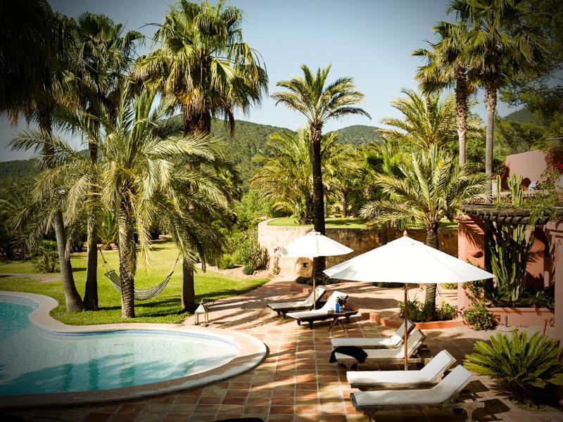 "1222 - Preciosa casa con un armonioso y cálido ambiente ""chill out"" en Cala D´Hort, Ibiza"