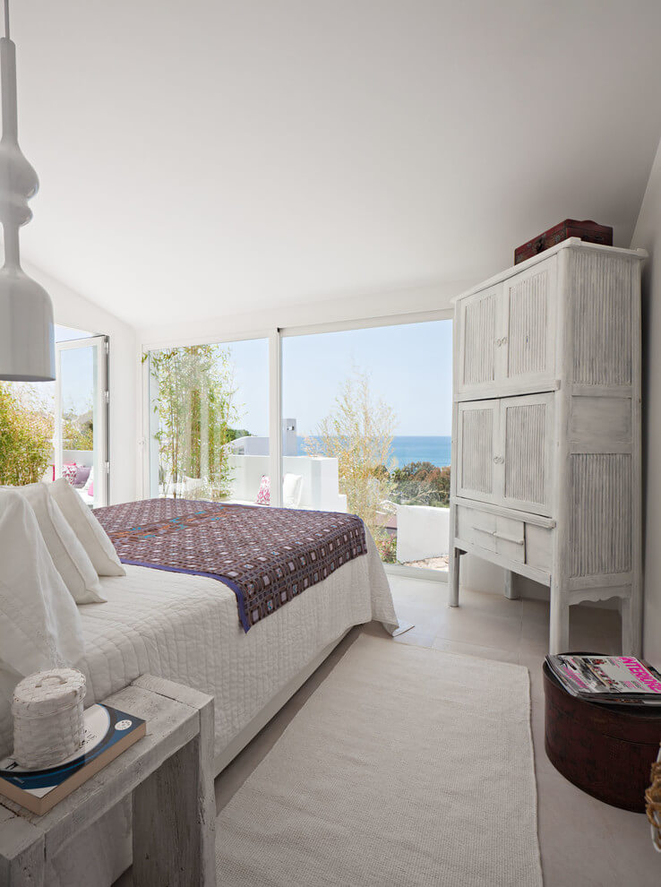 13 6 - Villa Mandarina: Paraíso blanco en Casares (Costa del Sol) lleno de encanto, luz y mar
