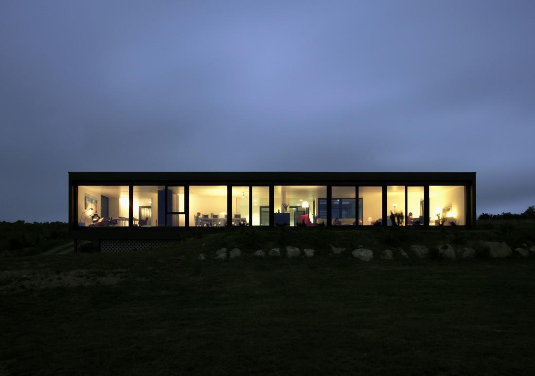 """13 penultima - Casa Os: """"Techo verde"""" en el Cantábrico en busca de olas, viento y mar (Loredo, Cantabria)"""