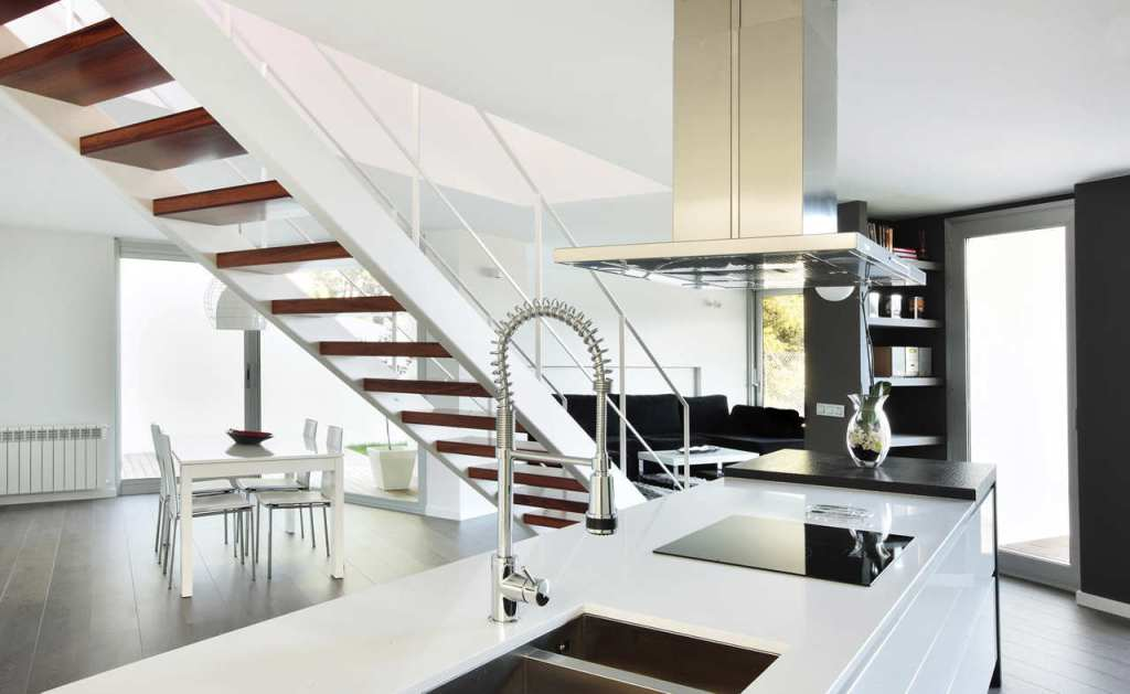 131 - Casa Ripolles-Manrique: diseño contemporáneo en Benicasim (Costa del Azahar, Castellón)
