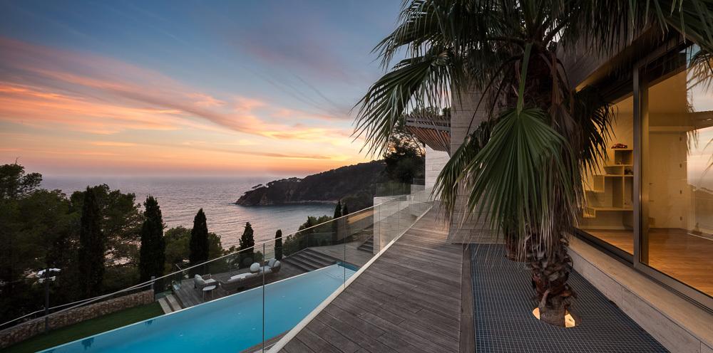 132 - Casa Llorell: diseño, lujo y serenidad en Tossa de Mar, Costa Brava (Girona)