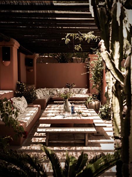 "1320 - Preciosa casa con un armonioso y cálido ambiente ""chill out"" en Cala D´Hort, Ibiza"