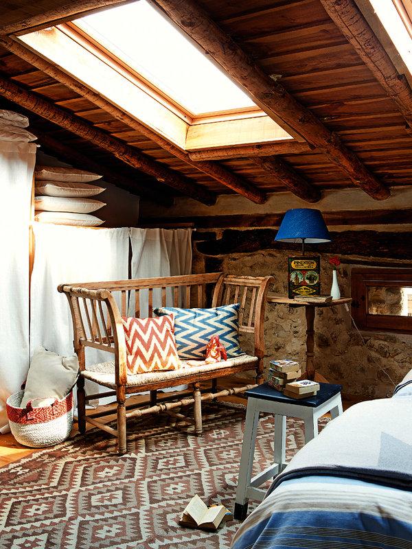 14 1 - Toque cálido de primavera en una preciosa casa de campo en Sepúlveda, Segovia
