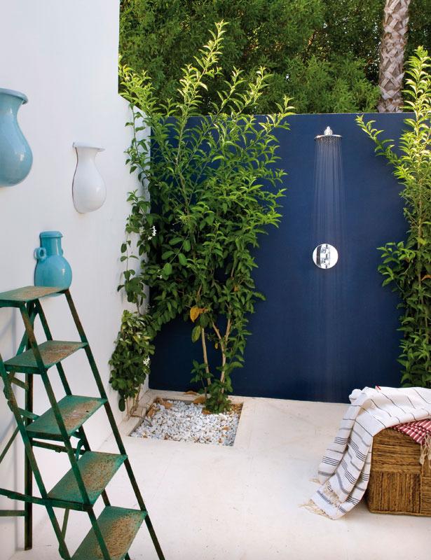 14 2 - Toque refrescante y ecléctico en una preciosa casa en Sotogrande (Costa de la Luz, Cádiz)