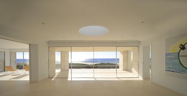 """14 7 - """"Casa del infinito"""": Horizonte espectacular de cielo y mar en Zahara de los Atunes (Cádiz)"""