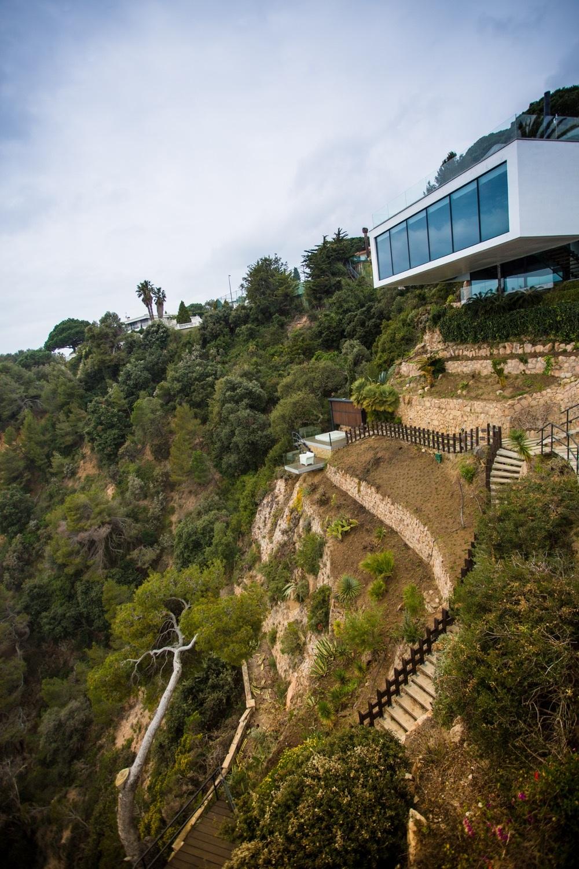 14 8 - Diseño en el acantilado en una fantástica casa en Tossa de mar (Costa Brava, Girona)