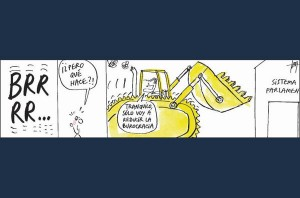 14 julio Viñeta 300x198 - Las medidas para reducir embargos por ejecución de Hipotecas