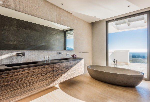 14132 2022382 foto 168528 600x410 - Arte, diseño y unas impresionantes vistas unidos en esta villa en Benahavís (Málaga)