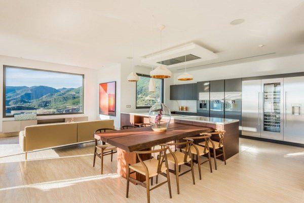 14132 2022382 foto 572948 600x401 - Arte, diseño y unas impresionantes vistas unidos en esta villa en Benahavís (Málaga)