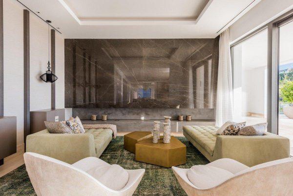 14132 2022382 foto 882858 600x401 - Arte, diseño y unas impresionantes vistas unidos en esta villa en Benahavís (Málaga)
