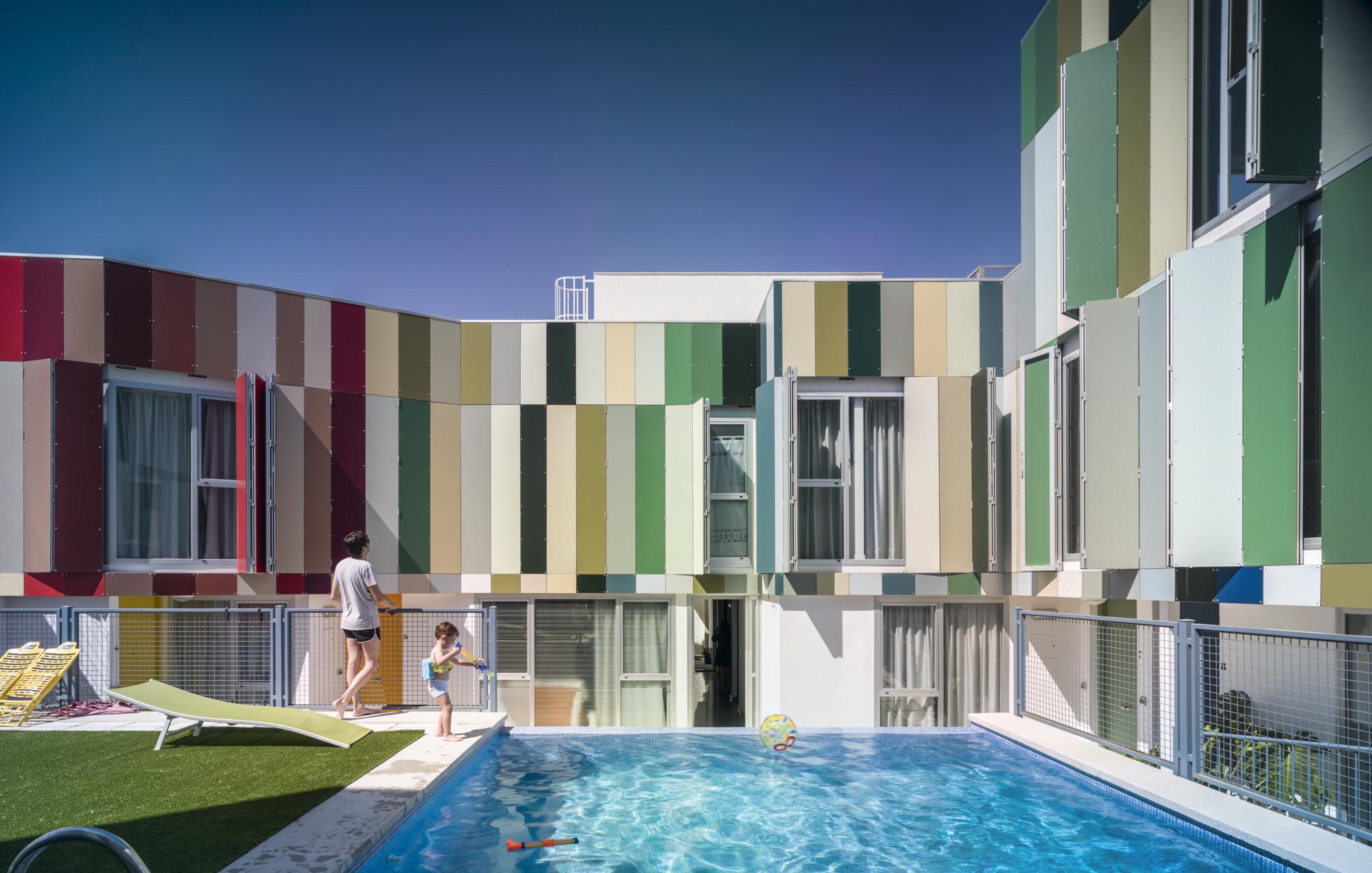 145 - Toque fresco, urbano y lleno de color en el barrio de San Juan de Jaén