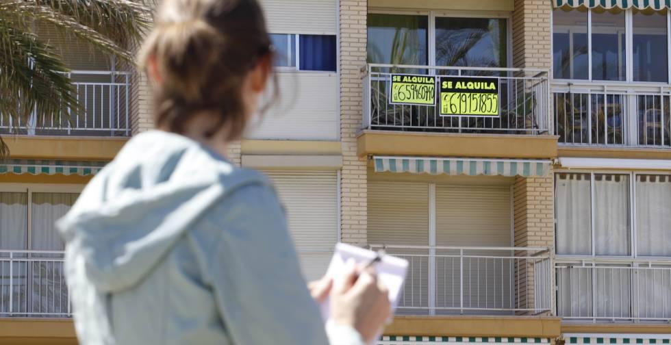 1468314764 990849 1468315261 noticia normal - El PSOE propone medidas para frenar el aumento desmesurado del precio del alquiler