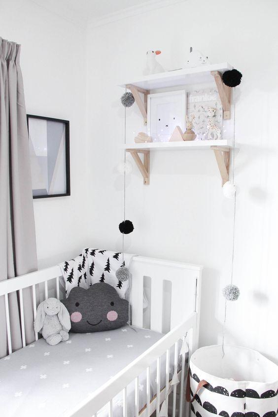 14b36add1b470af07e4e3f0b330c4efe - Estilos decorativos para la habitación del bebe
