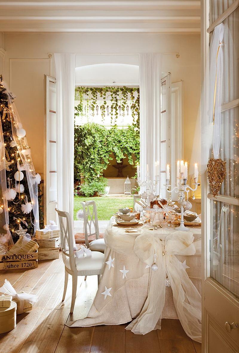 """1514 - """"Navidad, blanca Navidad"""" en una preciosa casa en la Costa del Maresme, Barcelona"""