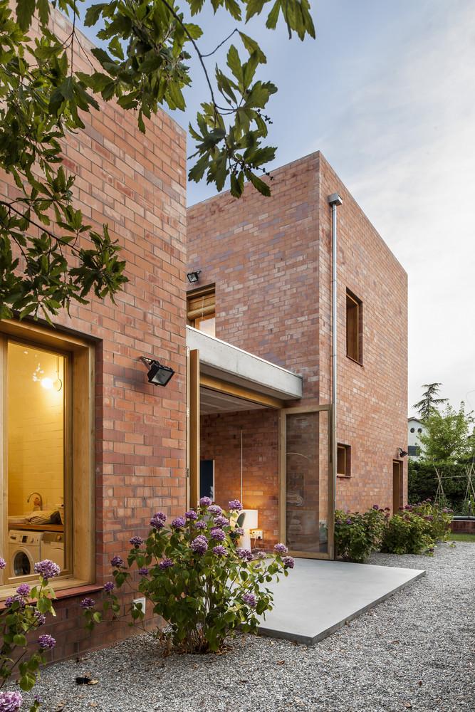 152 - La relación perfecta entre una fantástica casa y su jardín, Sant Cugat del Vallés (Barcelona)