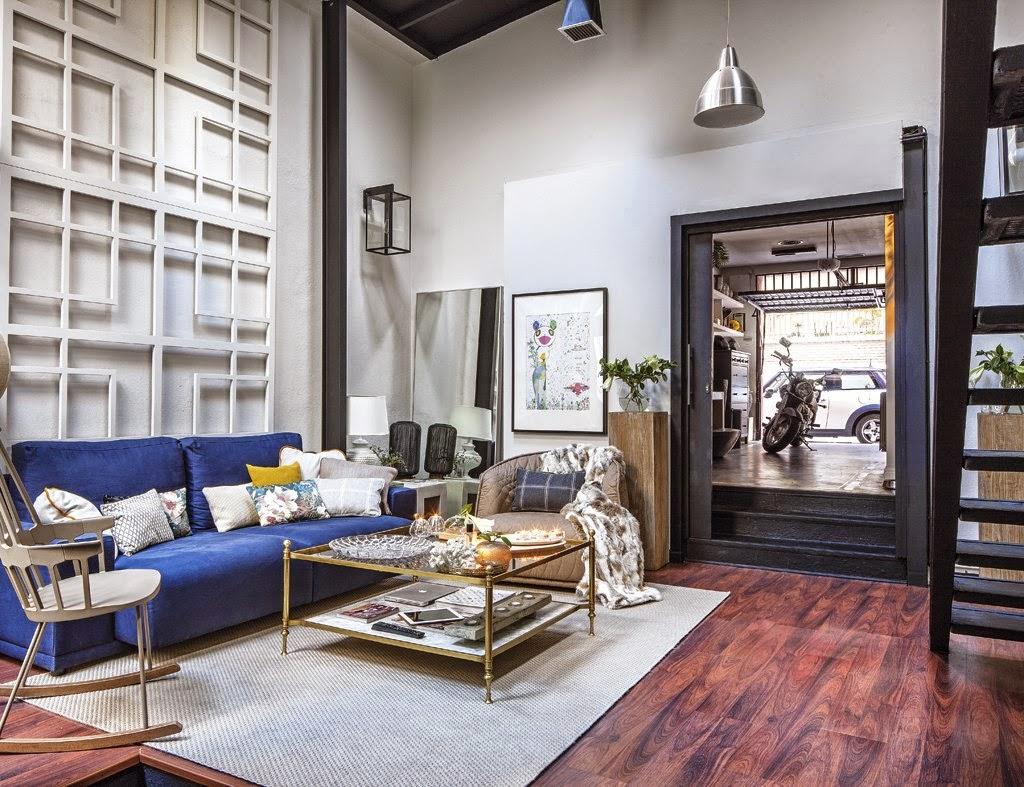 155 - De antiguo taller a moderno y encantador loft en el barrio de Salamanca de Madrid