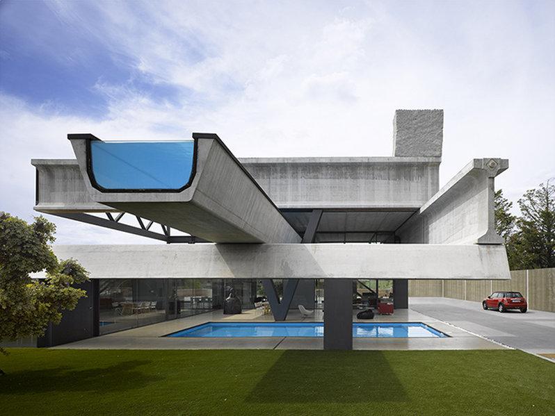 16 8 - Casa Hemeroscopium: imponente y atrevido diseño en Las Rozas de Madrid