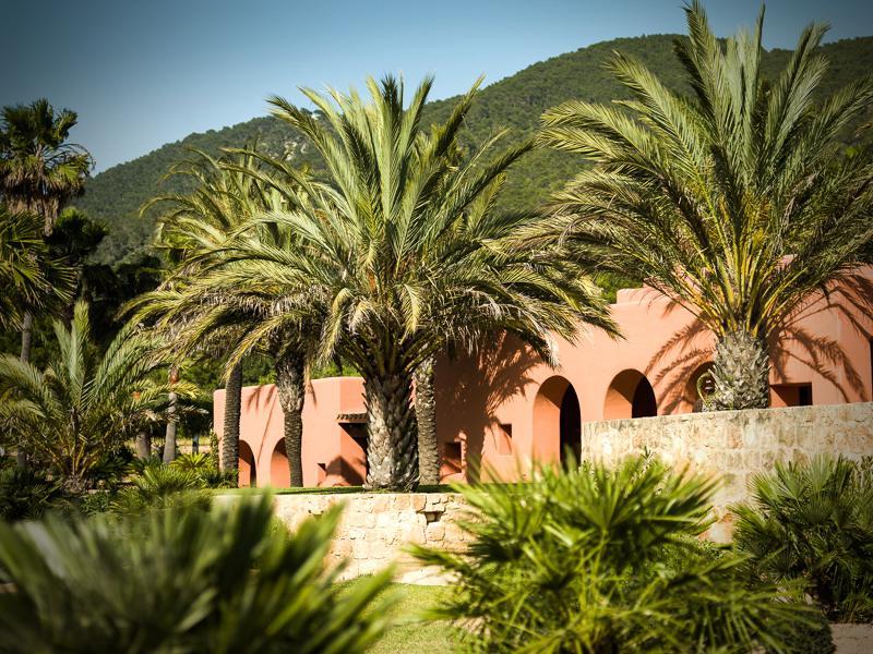 "165 - Preciosa casa con un armonioso y cálido ambiente ""chill out"" en Cala D´Hort, Ibiza"