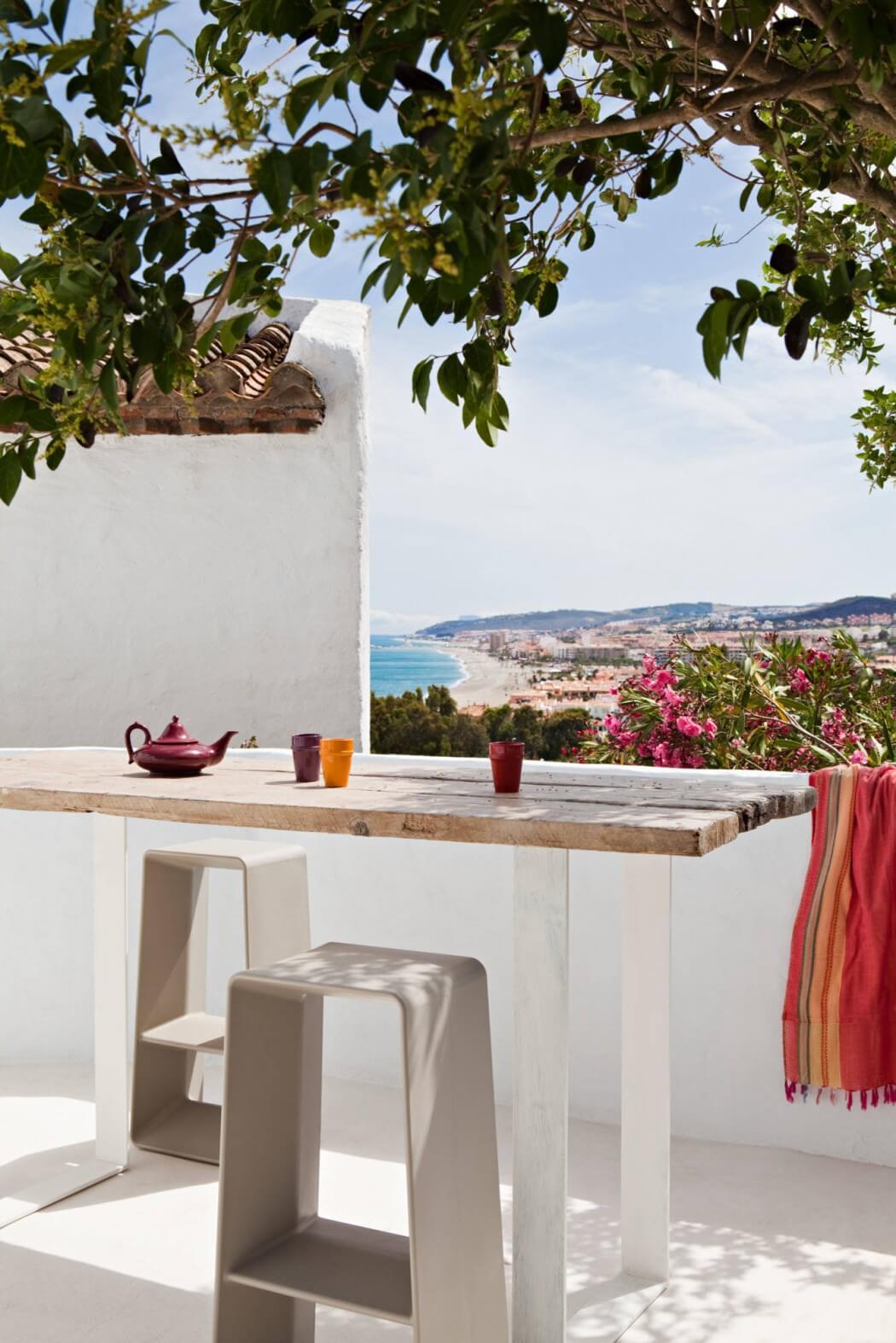17 2 - Villa Mandarina: Paraíso blanco en Casares (Costa del Sol) lleno de encanto, luz y mar