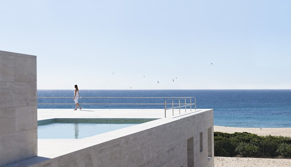 """17 3 - """"Casa del infinito"""": Horizonte espectacular de cielo y mar en Zahara de los Atunes (Cádiz)"""