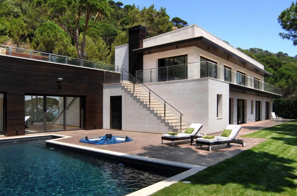 17 - Entre la intimidad y el paisaje: casa de lujo en Sant Feliu de Guíxols (Costa Brava, Girona)