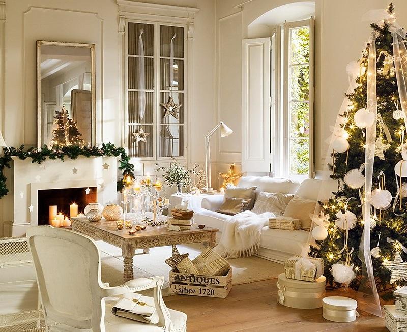 """178 - """"Navidad, blanca Navidad"""" en una preciosa casa en la Costa del Maresme, Barcelona"""