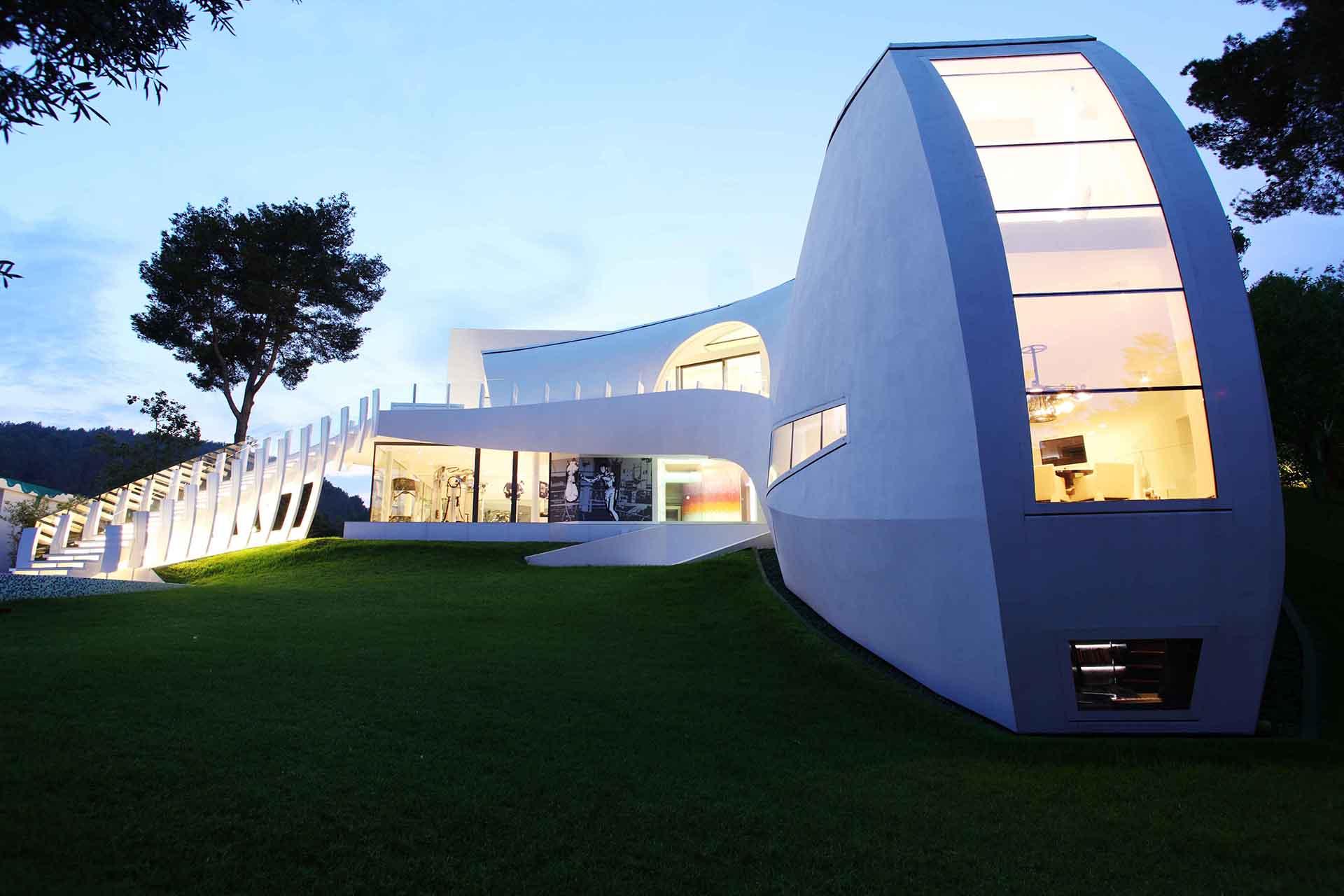 18 1 - Espectacular casa llena de originalidad y diseño en Son Vida, Palma de Mallorca
