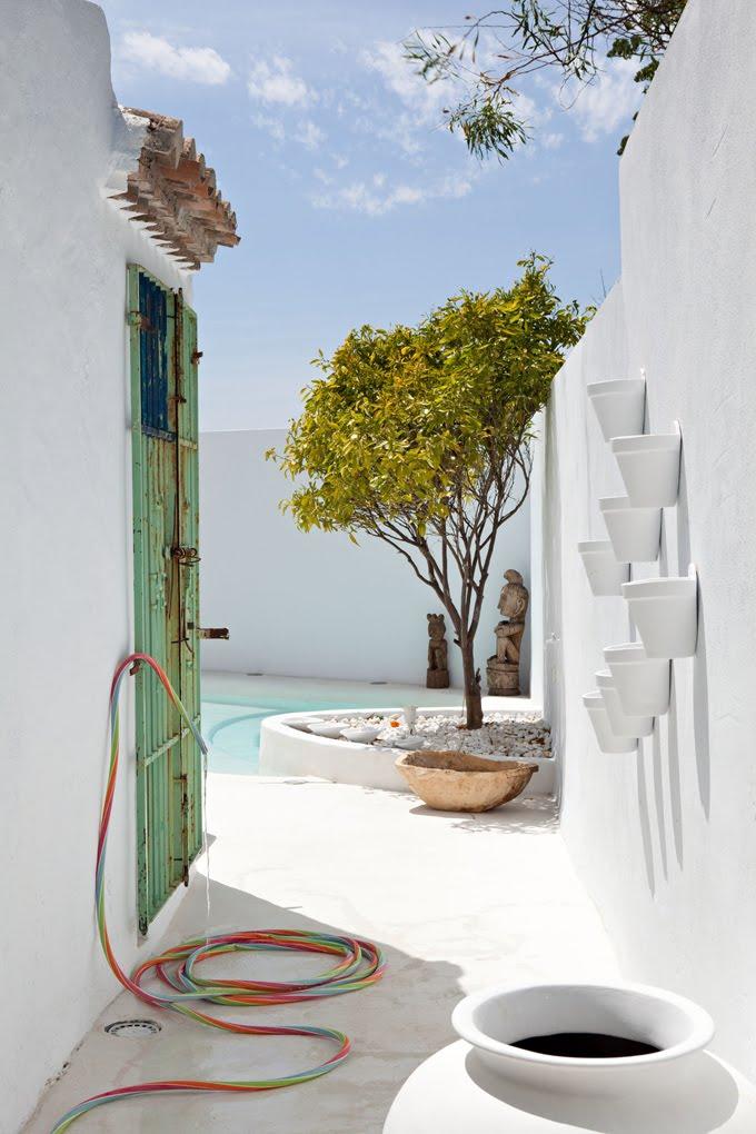 18 2 - Villa Mandarina: Paraíso blanco en Casares (Costa del Sol) lleno de encanto, luz y mar